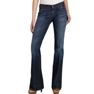 COH 'Destiny' Flap Pocket Bootcut Stretch Jeans